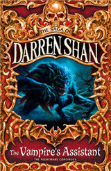 The Vampire\'s Assistant (The Saga of Darren Shan, Book 2)
