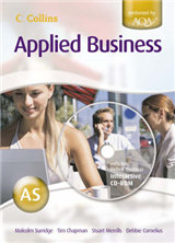 Collins Applied Business - AS for AQA Student\'s Book