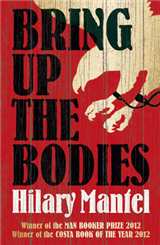 Bring Up the Bodies Cover
