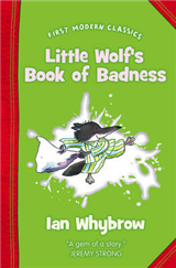 Little Wolf\'s Book of Badness