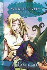 Wicked Lovely, Volume 1: Sanctuary (TokyoPop)