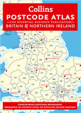 Postcode Atlas of Britain and Northern Ireland