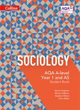 AQA A Level Sociology Student Book 1