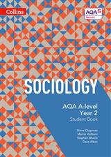 AQA A Level Sociology Student Book 2