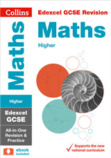 Grade 9-1 GCSE Maths Higher Edexcel All-inOne Complete Revis
