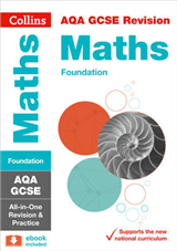 AQA GCSE 9-1 Maths Foundation All-in-One Revision and Practi