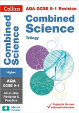 Grade 9-1 GCSE Combined Science Trilogy Higher AQA All-in-On