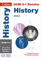 Grade 9-1 History (British) All-in-One Complete Revision and