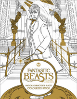 Fantastic Beasts and Where to Find Them: Magical Characters