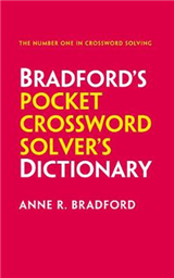 Collins Bradford's Pocket Crossword Solver's Dictionary