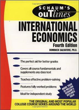 Schaum\'s Outline of International Economics