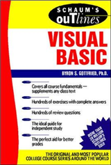 Schaum\'s Outline of Visual Basic
