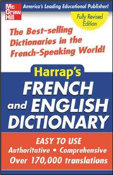 Harrap\'s French and English Dictionary
