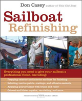Sailboat Refinishing