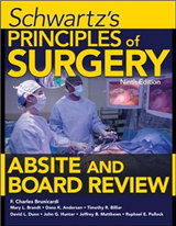 Schwartz\'s Principles of Surgery ABSITE and Board Review, Ninth Edition