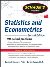 Schaum's Outline of Statistics and Econometrics, Second Edit