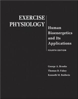 Exercise Physiology: Human Bioenergetics and Its Application