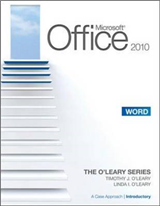Microsoft Office Word 2010: A Case Approach, Introductory: v. 1