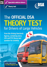 The Official DSA Theory Test for Drivers of Large Vehicles: 2008/09