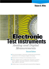 Electronic Test Instruments: Analog and Digital Measurements