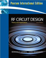 RF Circuit Design: Theory & Applications: International Edition