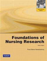 Foundations in Nursing Research: International Edition