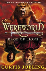 Wereworld: Rage of Lions Book 2