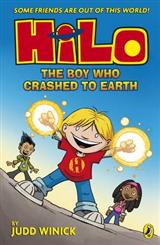 Hilo: The Boy Who Crashed to Earth Hilo Book 1