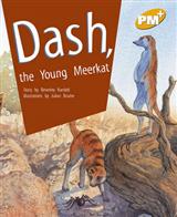 Dash, the Young Meerkat