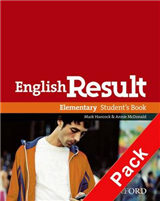 English Result: Elementary: Teacher\'s Resource Pack with DVD and Photocopiable Materials Book: General English four-skills course for adults