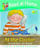 Read at Home: First Experiences: at the Doctor