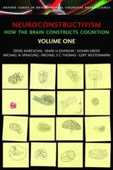 Neuroconstructivism - I: How the brain constructs cognition