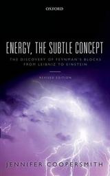 Energy, the Subtle Concept