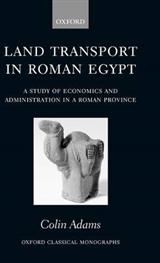 Land Transport in Roman Egypt