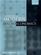 Foundations of Modern Macroeconomics Text & Manual Set