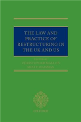 The Law and Practice of Restructuring in the UK and US