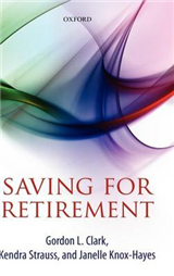 Saving for Retirement: Intention, Context, and Behavior