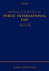 Brownlie\'s Principles of Public International Law