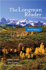 The Longman Reader, Brief Edition