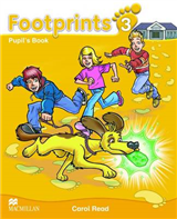 Footprints 3 Pupil\'s Book Pack
