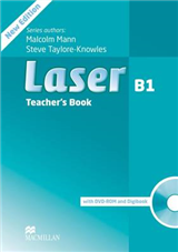 Laser Teacher Book Pack Level B1 +