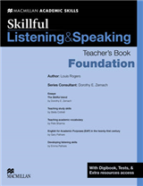 Skillful - Listening & Speaking - Foundation Level Teacher Book