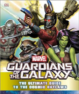 Marvel Guardians of the Galaxy The Ultimate Guide to the Cos
