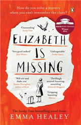 Elizabeth is Missing Cover
