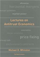 Lectures on Antitrust Economics