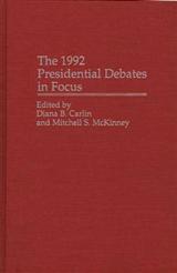 1992 Presidential Debates in Focus