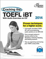 Cracking The Toefl Ibt With Cd, 2014 Edition
