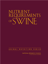 Nutrient Requirements of Swine: Eleventh Revised Edition