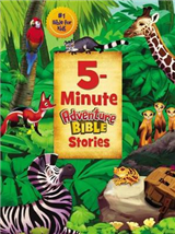 5-Minute Adventure Bible Stories