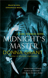 Midnight\'s Master: A Dark Warrior Novel